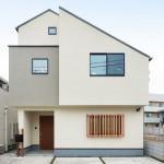 祖師谷の家 (1)